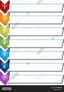 Blank Business Strategy Concept Vector  U0026 Photo