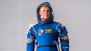 This is the bright blue Boeing spacesuit astronauts will ...