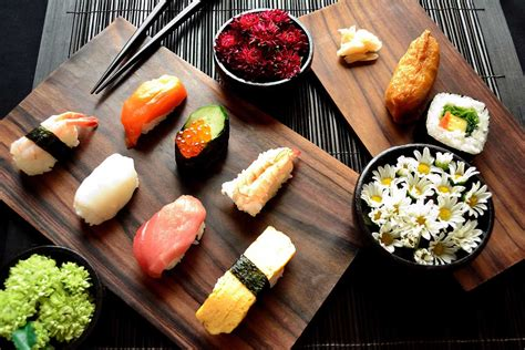 The Art Of Japanese Food Decoration