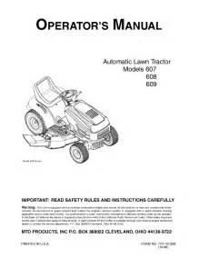 46 inch craftsman riding mower belt diagram 46 free