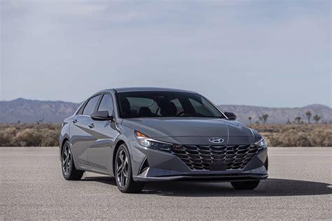 2021 Hyundai Elantra Hybrid looks exactly like the ...
