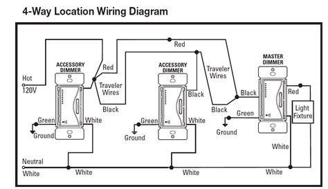 How Wire Aspire Way Switch Master Dimmer