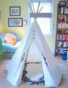 Tutorial Fr Ein Tipi Indianderzelt Kinder Zelt