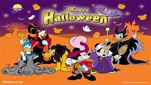 Disney Halloween Backgrounds - Wallpaper Cave