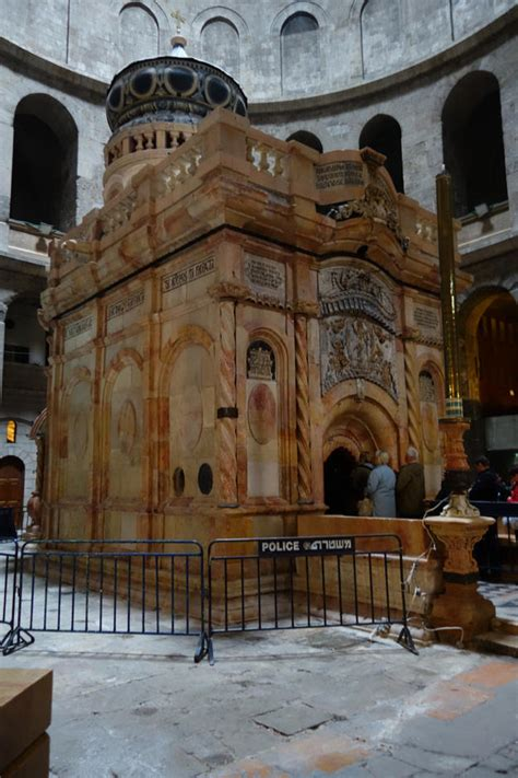 Church of the Holy Sepulchre World Monuments Fund