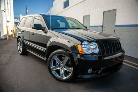 supercharged jeep cherokee find used 2008 vortech supercharged awd jeep grand