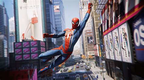 Marvel S Spider Man Game