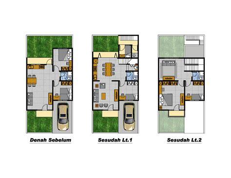 desain rumah type  desain renovasi rumah type