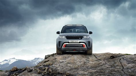 2019 Land Rover Discovery Svx by Wallpaper Land Rover Discovery Svx 2019 4k Automotive