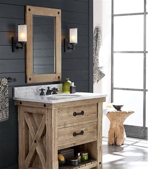 pottery barn paint color is outerspace sw 6251 bathrooms