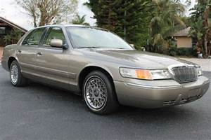 2001 Mercury Grand Marquis Cars Trucks By Owner