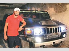 The rides that Indian cricketers own, love and flaunt