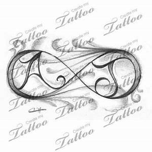 Tattoo Unendlichkeitszeichen Mit Buchstaben : die besten 20 unendlichkeitszeichen tattoo ideen auf pinterest keltischer mutterschaft knoten ~ Frokenaadalensverden.com Haus und Dekorationen