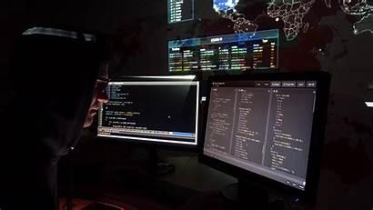 Programmer Wallpapers Computer Code Dark Office Background