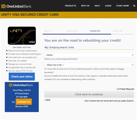 If you close the self secured card and your credit builder account is still active, the deposit will be returned to that account. UNITY Visa Secured Card review May 2020   finder.com
