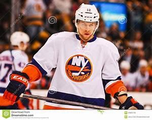 Josh Bailey New York Islanders Editorial Image - Image ...