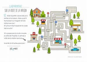 Jeu Code De La Route : labyrinthe de la route ~ Maxctalentgroup.com Avis de Voitures