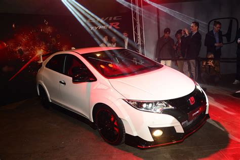 honda civic type   revealed  geneva prices pics