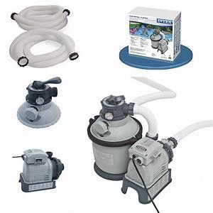 Filtre A Sable Intex 4m3 : intex pompe de filtration sable filtre sable 4m3 hr ~ Dailycaller-alerts.com Idées de Décoration