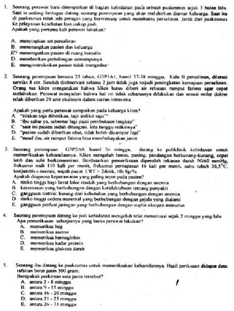 Demikianlah beberapa contoh soal tka soshum (ips). Contoh Soal Dan Jawaban Tes Masuk Rs Muhammadiyah - Guru Ilmu Sosial
