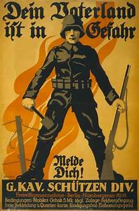 21 World War I Recruitment Posters From Around the Globe ...