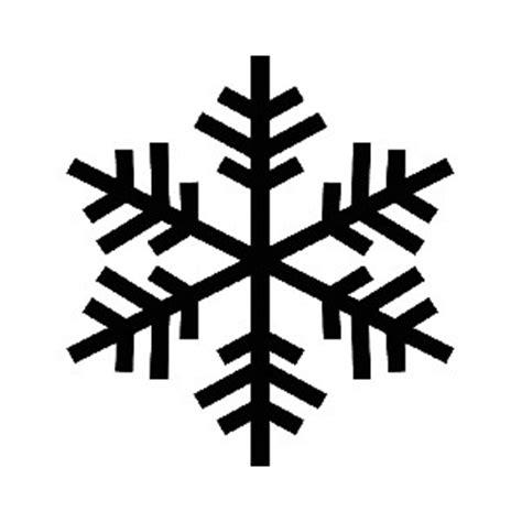Transparent Background Snowflake Silhouette Snowflake Clip by Snowflake Outline Silhouette Winter Vinyl Sticker Car Decal