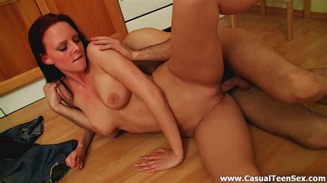 A Facial In The Kitchen By Casual Teen Sex XHamster Premium