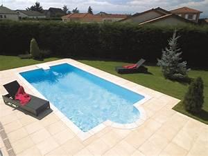 Piscine Liner Blanc : piscine classique benjamine france galerie photos desjoyaux ~ Preciouscoupons.com Idées de Décoration