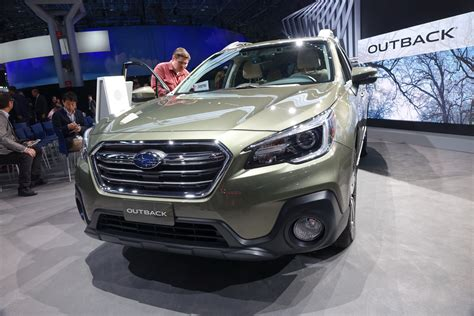 2018 Subaru Outback video preview