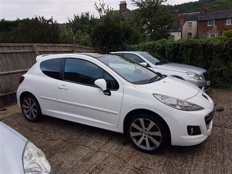 Peugeot 207 Gti by 2009 59 Peugeot 207 Gti 175 Turbo Panoramic Facelift