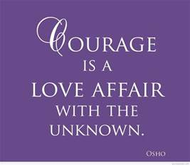 Courage Quotes About Love