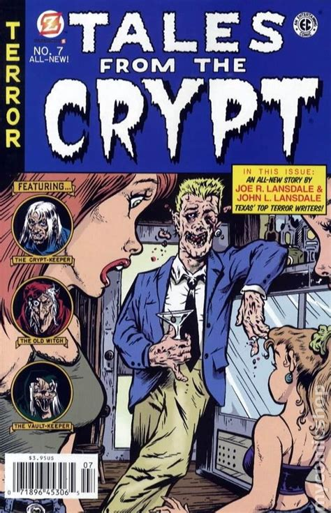 Tales From The Crypt (2007 Papercutz) Comic Books