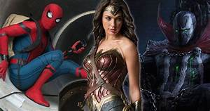 The, 10, Most, Anticipated, Superhero, Movies, Of, 2019, And, 10, Of, 2020