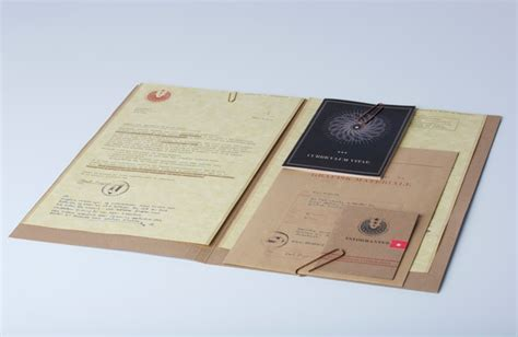 creative resume designed    top secret files