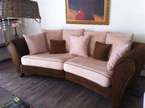 canape demi lune canape demi lune à beausoleil meubles décoration
