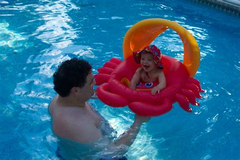 Are Chlorine Pools Safe For Babies?