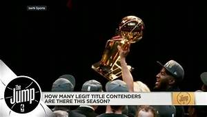 Picking out legit NBA title contenders for 2018/19 season ...