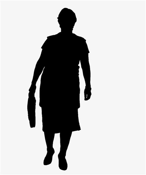 Positive Woman Silhouette, Woman Clipart, Sketch PNG ...