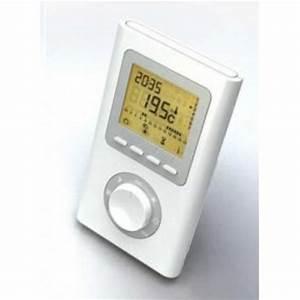 Thermostat D Ambiance Sans Fil Pour Chaudiere Gaz : thermostat d ambiance programmable filaire viessmann ~ Premium-room.com Idées de Décoration