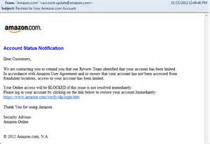 Phishing Email Examples