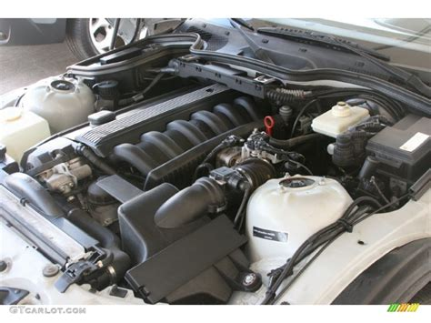 1997 Bmw Z3 2.8 Roadster 2.8 Liter Dohc 24v Inline 6