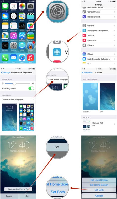 how to change in iphone get best wallpapers and change wallpaper to customize your