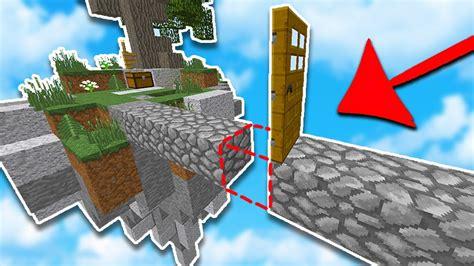 The New Minecraft Viral Troll (minecraft Skywars) Youtube
