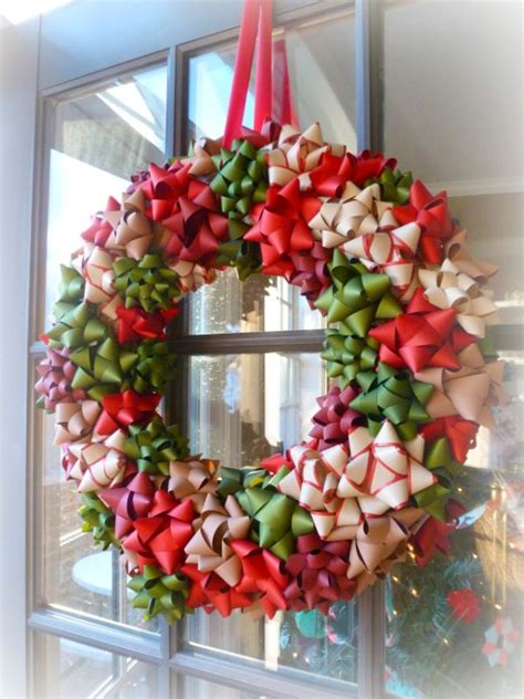 easy diy wreaths 22 beautiful and easy diy christmas wreath ideas