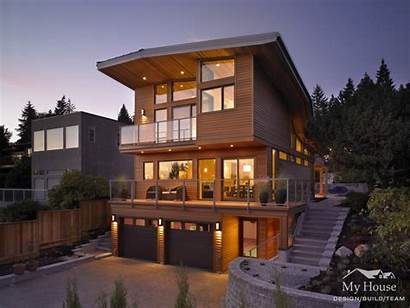West Vancouver Custom Modern Homes Tranquility