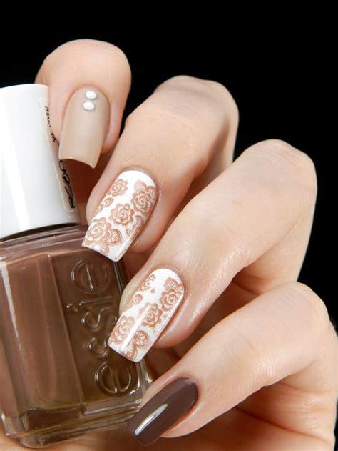 lackierte fingernaegel  besten nagelideen nageldesign