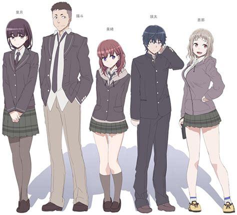 genre anime just because l anime just because en teaser vid 233 o