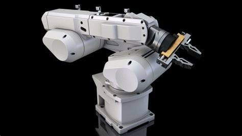 mechanical robot arm  model  studiods maxcinema