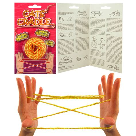 cats cradle fantastic classic string game kidz gifts