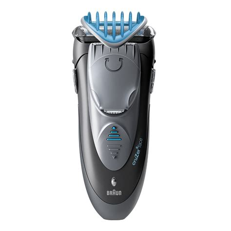 braun cruzer face shaver review